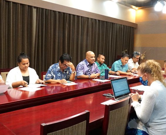 Committee to Wait on President dicusses issues surrounding COVID19