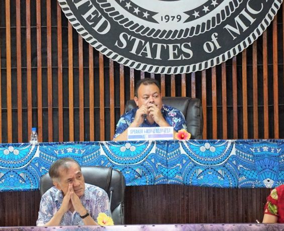 Special Session Called to Review Amended Declaration
