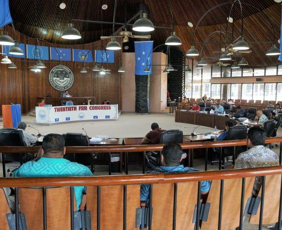 Speaker Simina calls for 8th Special Session