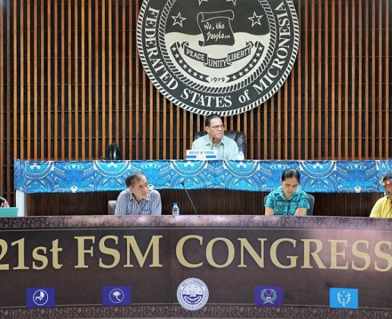 Congress addresses certain gray areas in the FSM Code
